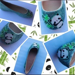 Kitty Paws Shoes